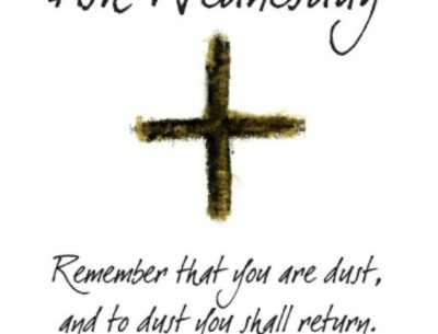Ash Wednesday Greetings Quotes