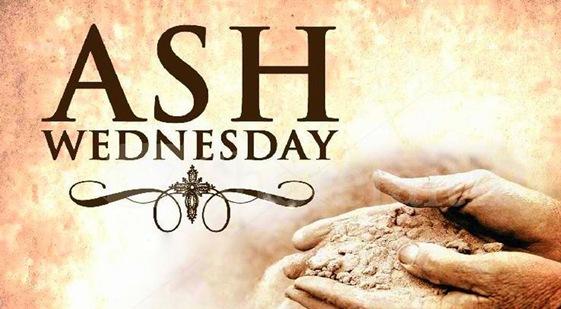Ash Wednesday Poem Catholic