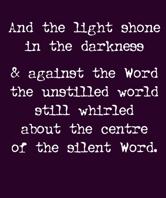 Ash Wednesday Poem Image