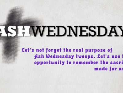 Ash Wednesday Quotes Catholic