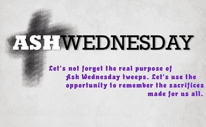 Ash Wednesday Quotes Catholic