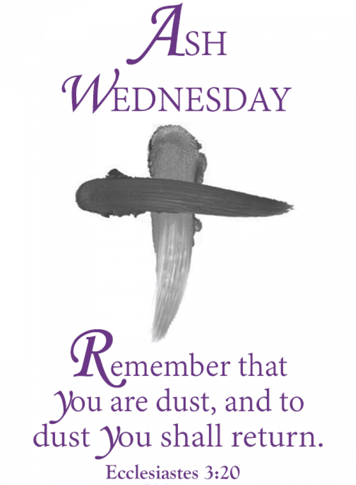 Ash Wednesday Quotes Images