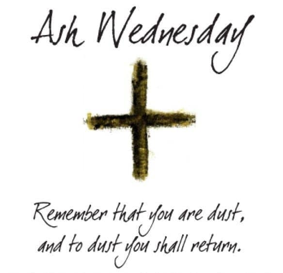 Ash Wednesday Quotes