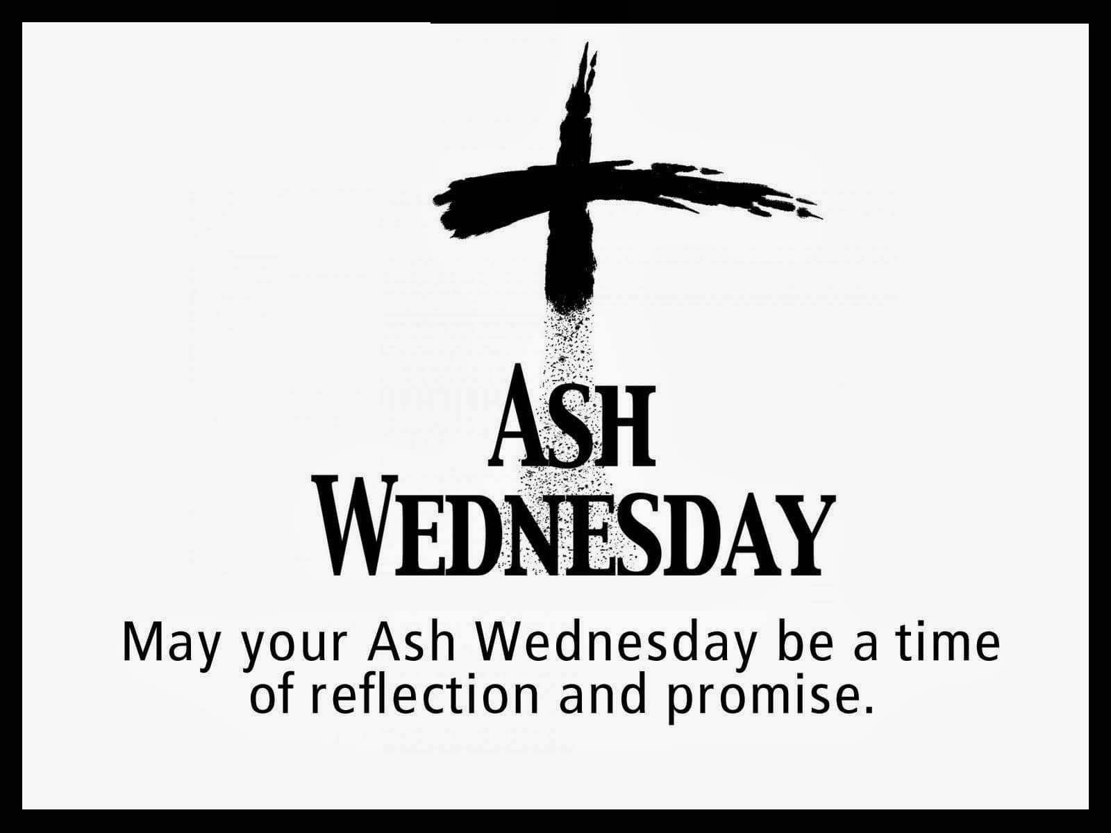 Ash Wednesday Wallpapers 2018