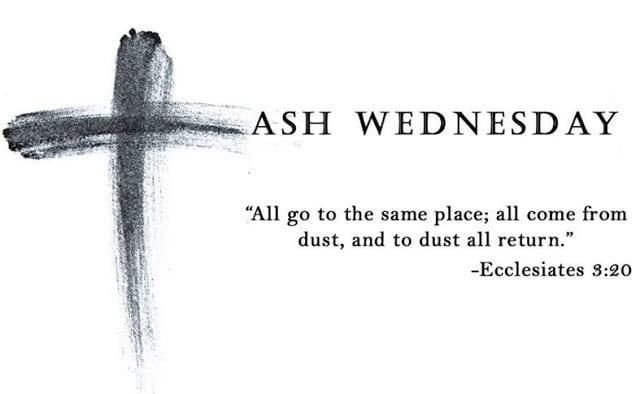 Ash Wednesday Wishes Quotes