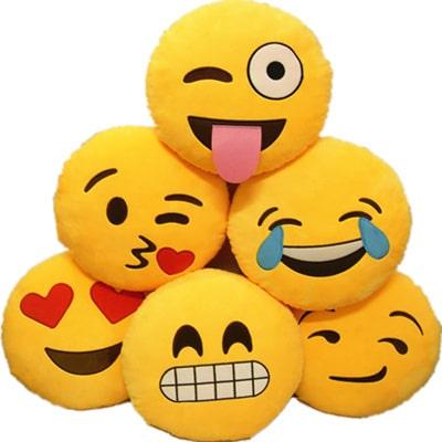 Chinese New Year Emoji Photo