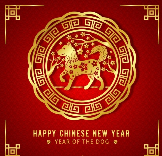 Happy Chinese New Year 2018 Photo
