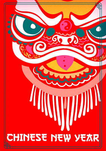 Happy Chinese New Year Greetings Image