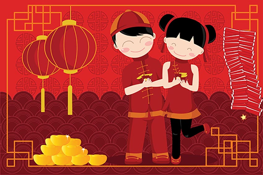Happy Chinese New Year Greetings In English