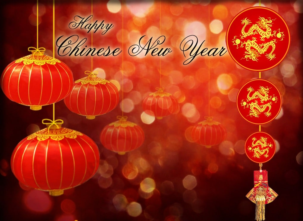 Happy Chinese New Year Greetings Words