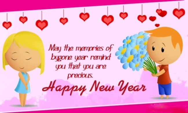 Happy Chinese New Year Wish Sweet Images