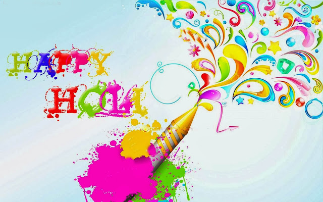 Happy Holi 2018 Wallpaper
