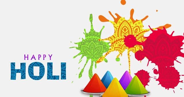 Happy Holi 2018 Pics