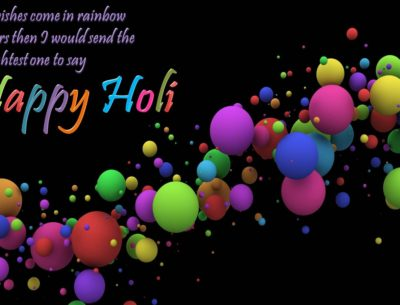 Happy Holi 2018 Status