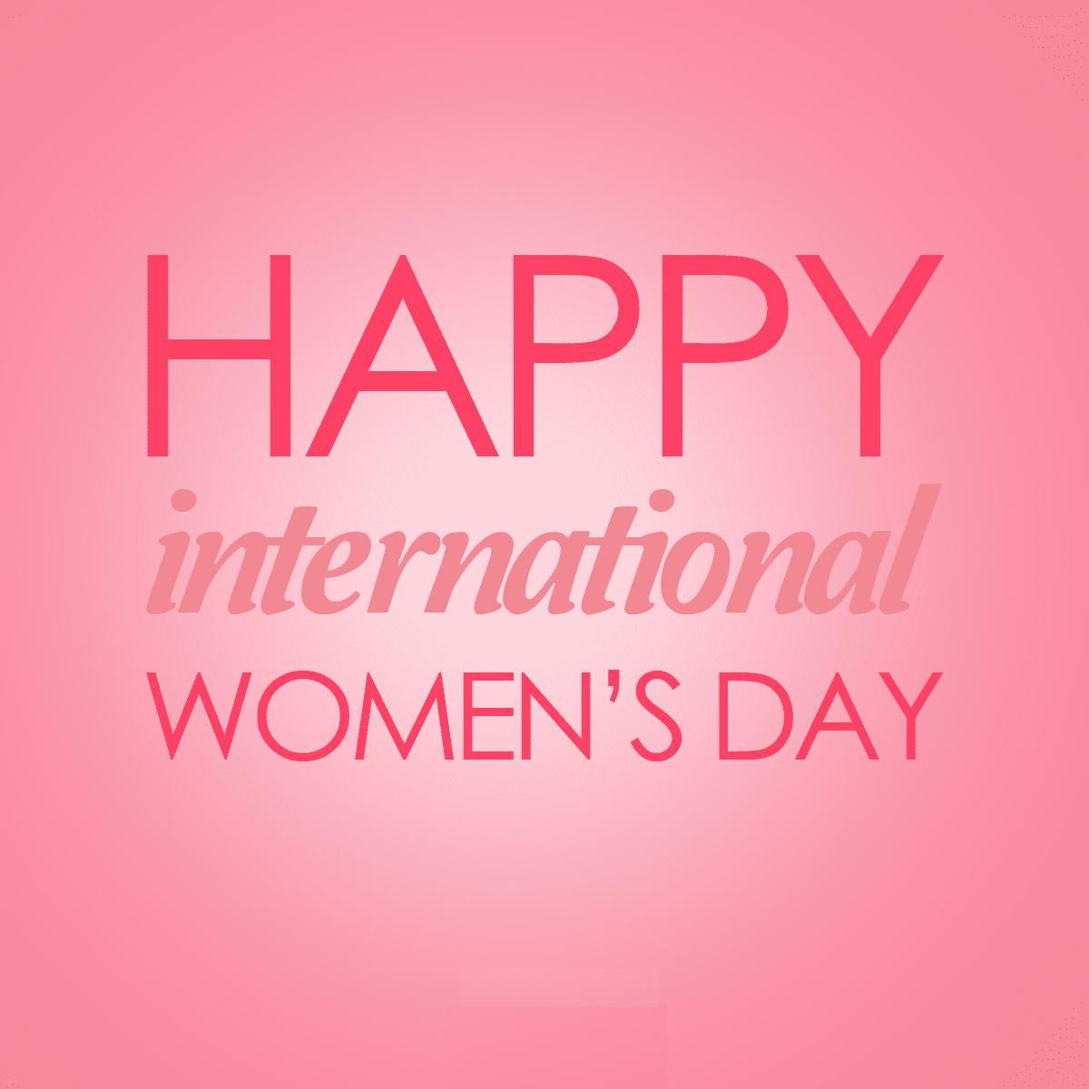 Happy Women's Day Status
