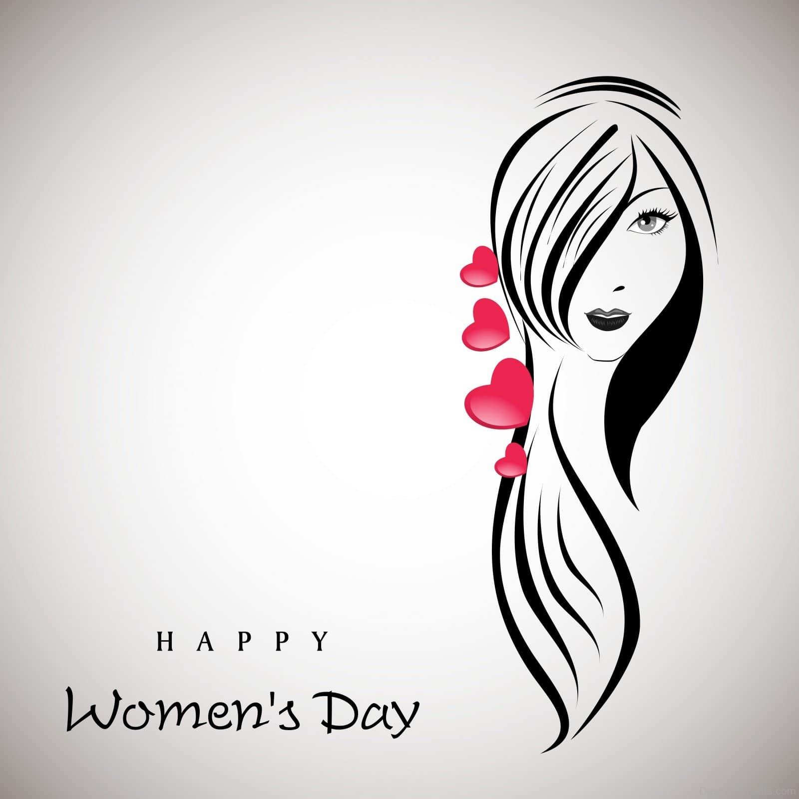 Happy Women's Day Wallpaper