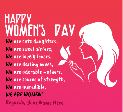 Happy Women's Day Messages