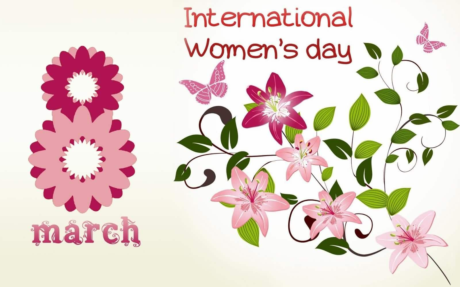 Happy Women's Day Status
