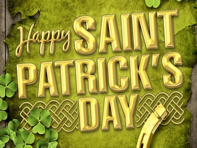 ST Patrick's Day Pictures