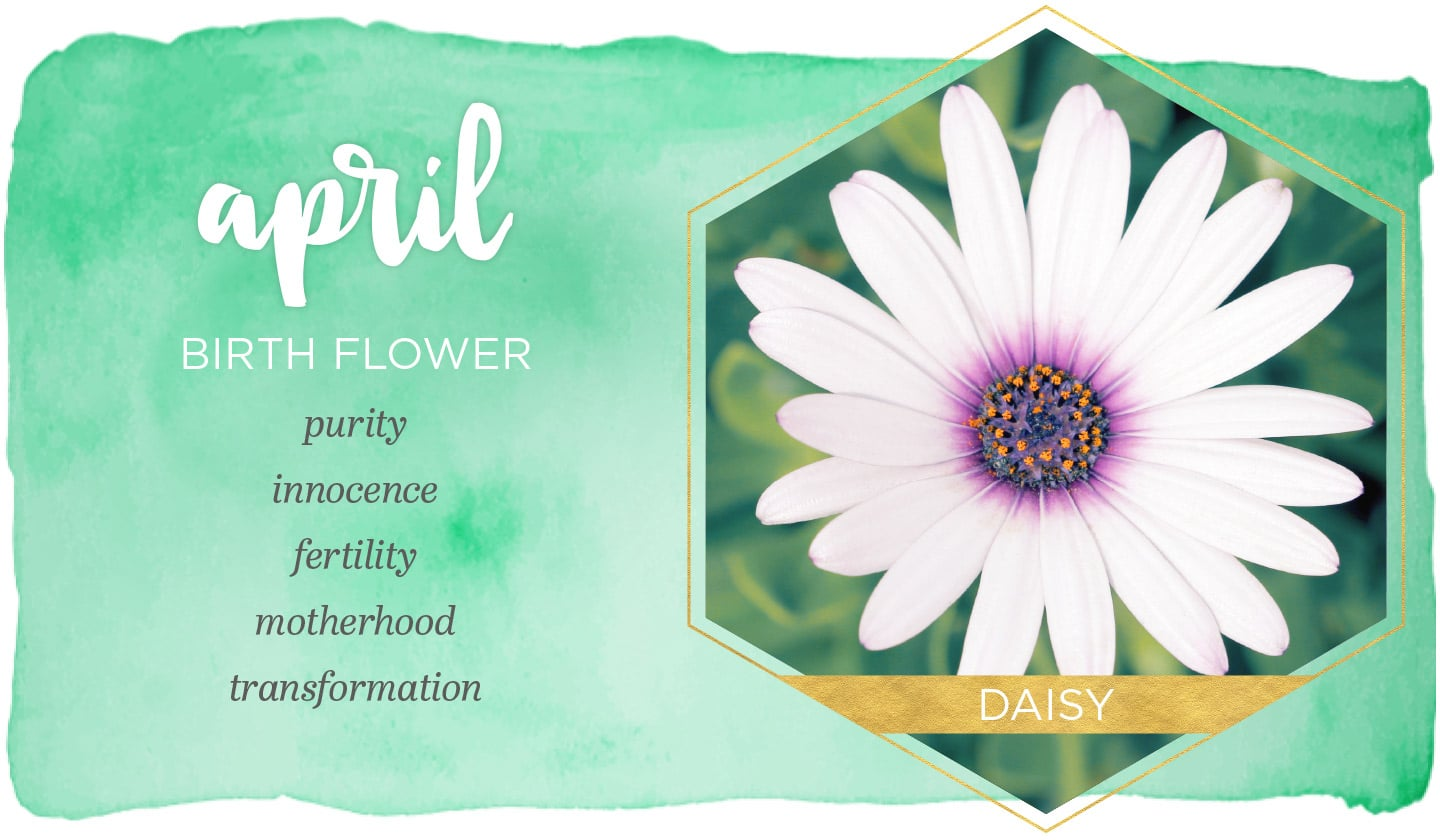 April Birth Flower