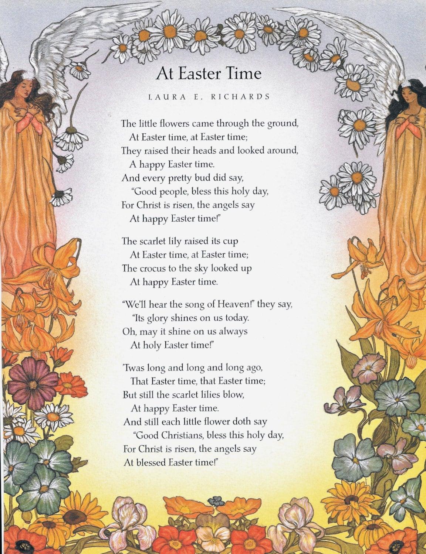 Easter Poem