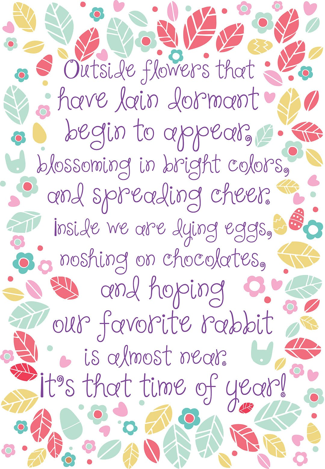 Easter Sayings