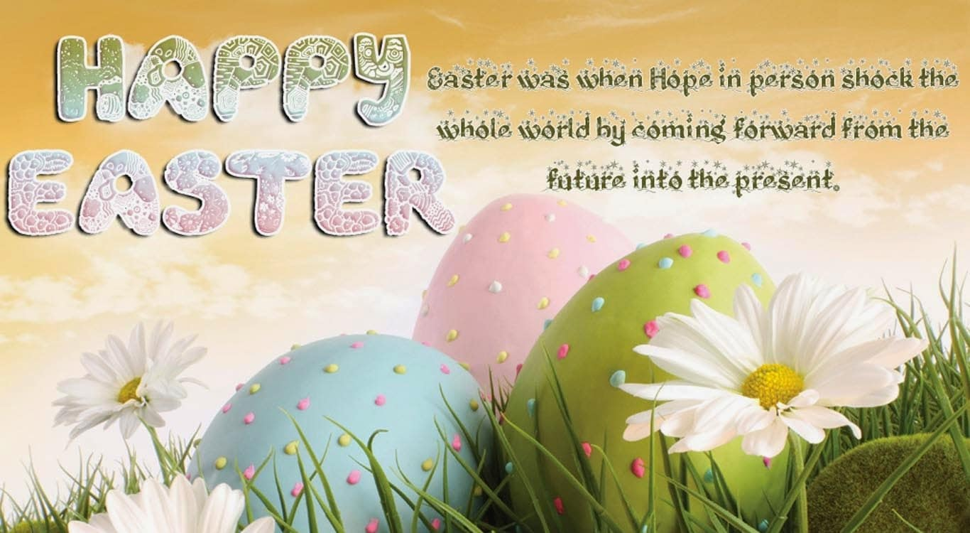 Easter Sunday Greeting Quotes Free Hd Images