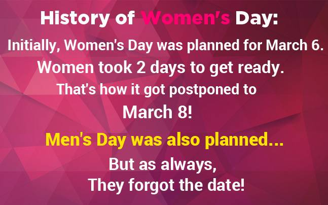 Funny Womens Day Quotes