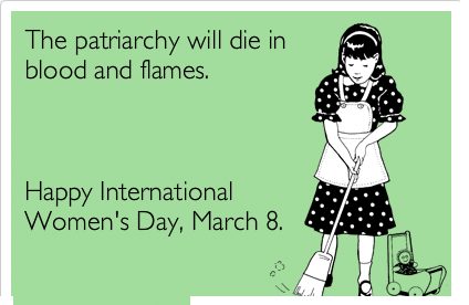 Funny Women's Day Images