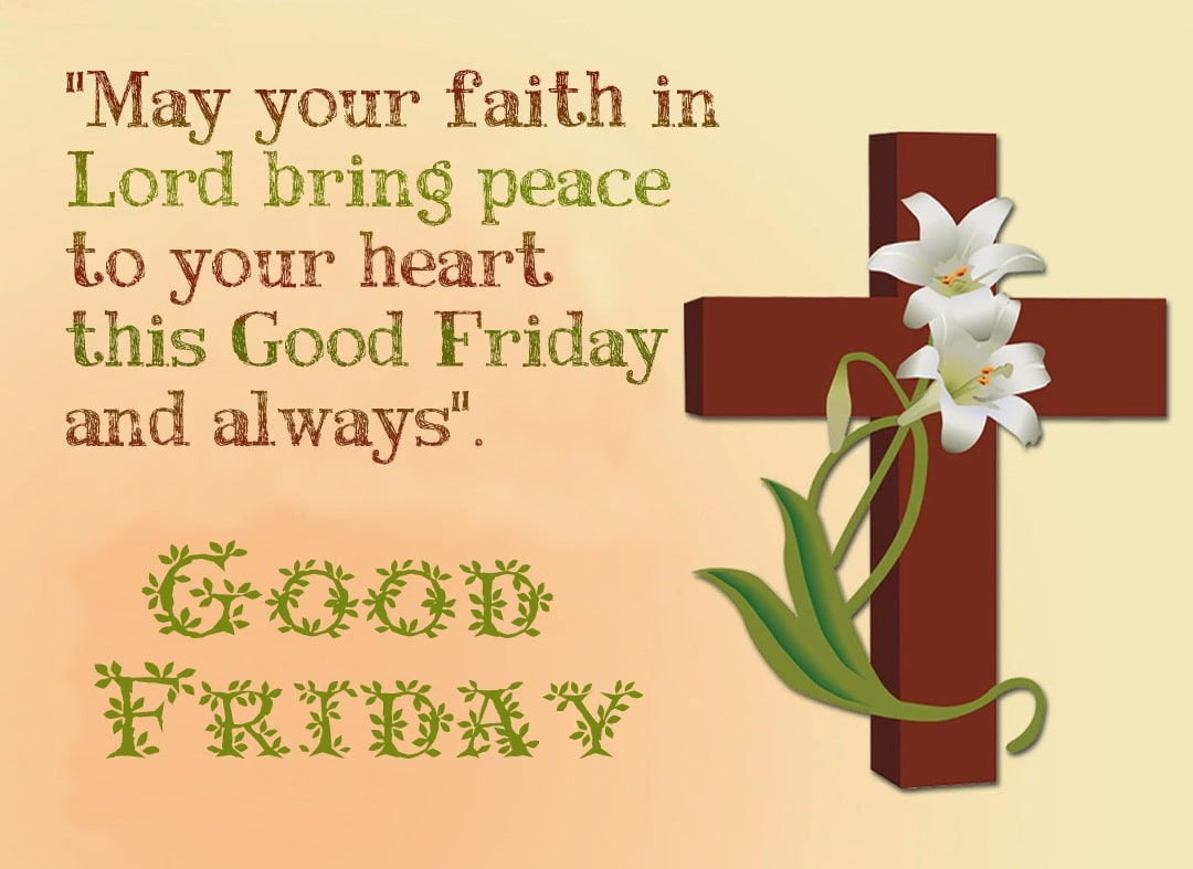 Good Friday Blessed Greetings Free Hd Images