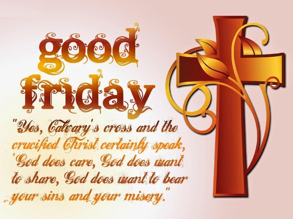 Good Friday Greetings