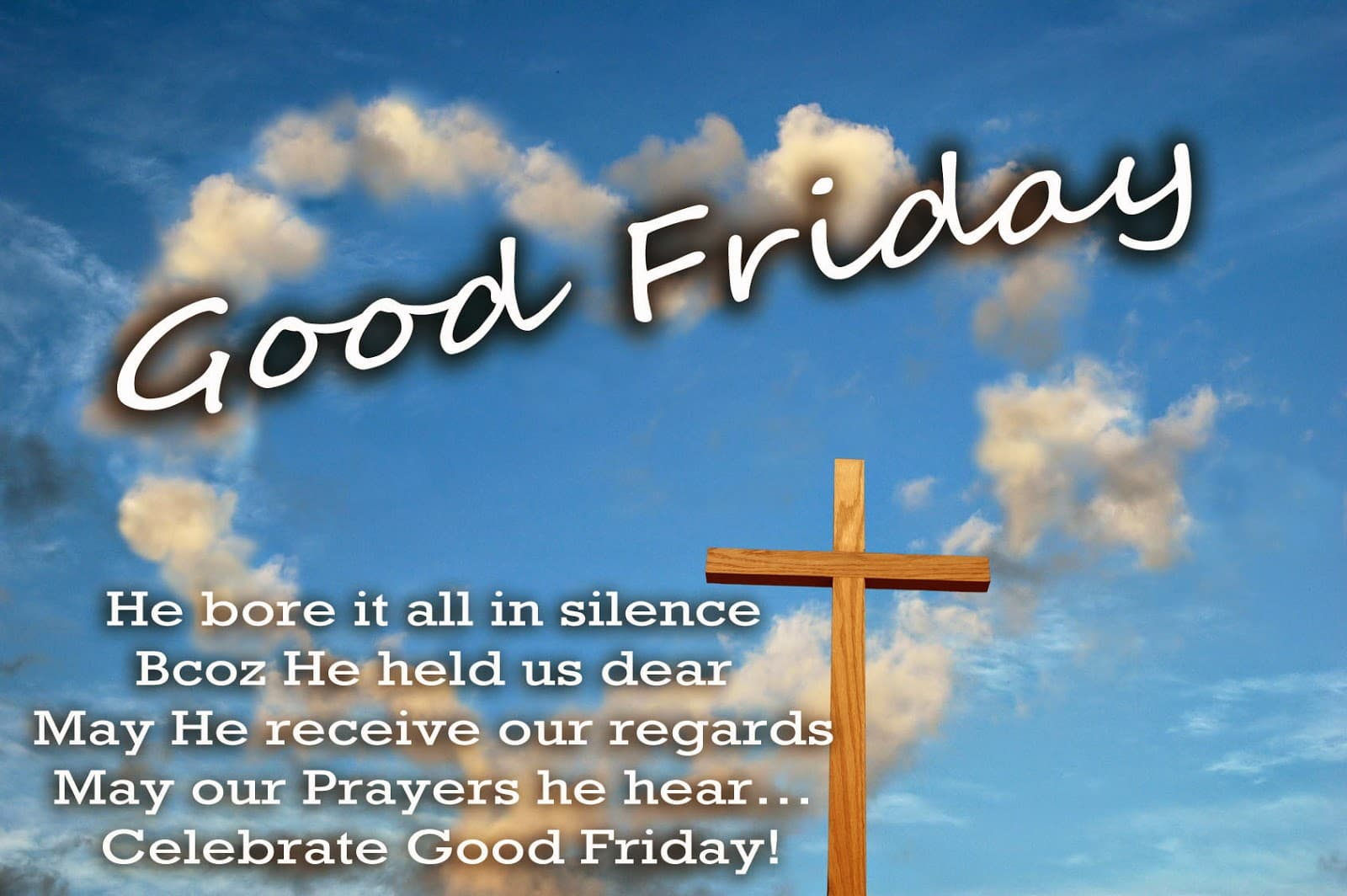 Good Friday Greetings Images Free Hd Images
