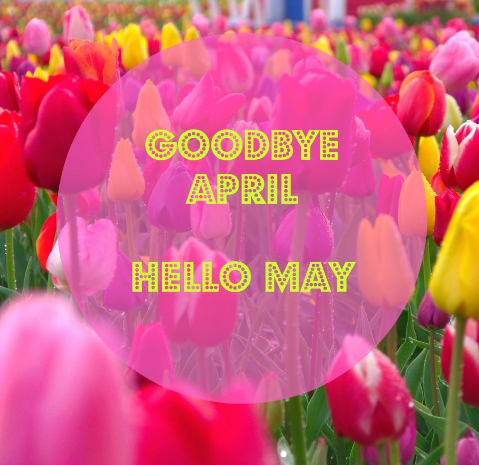 Goodbye April Hello March Image