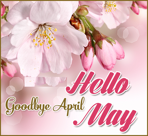 Goodbye April Hello March Quotes