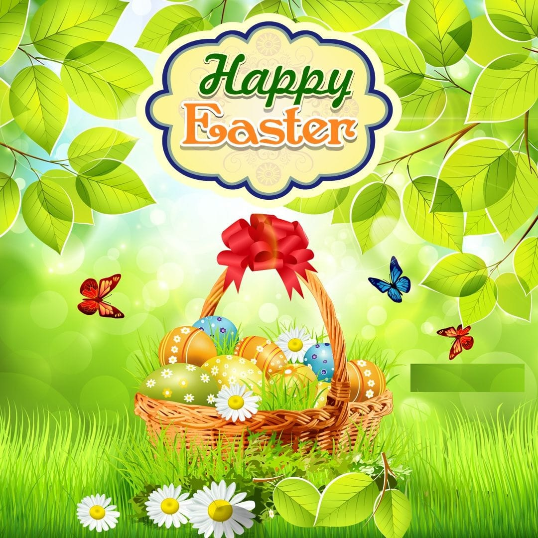 Happy Easter Gif Wallpaper