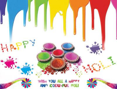 Happy Holi Emoji 2018