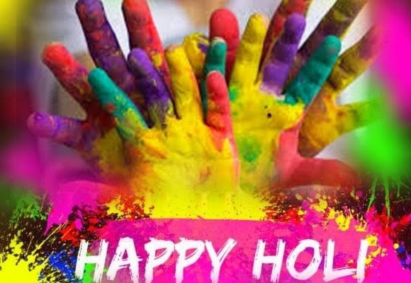 Happy Holi Facebook Cover Photos 2018