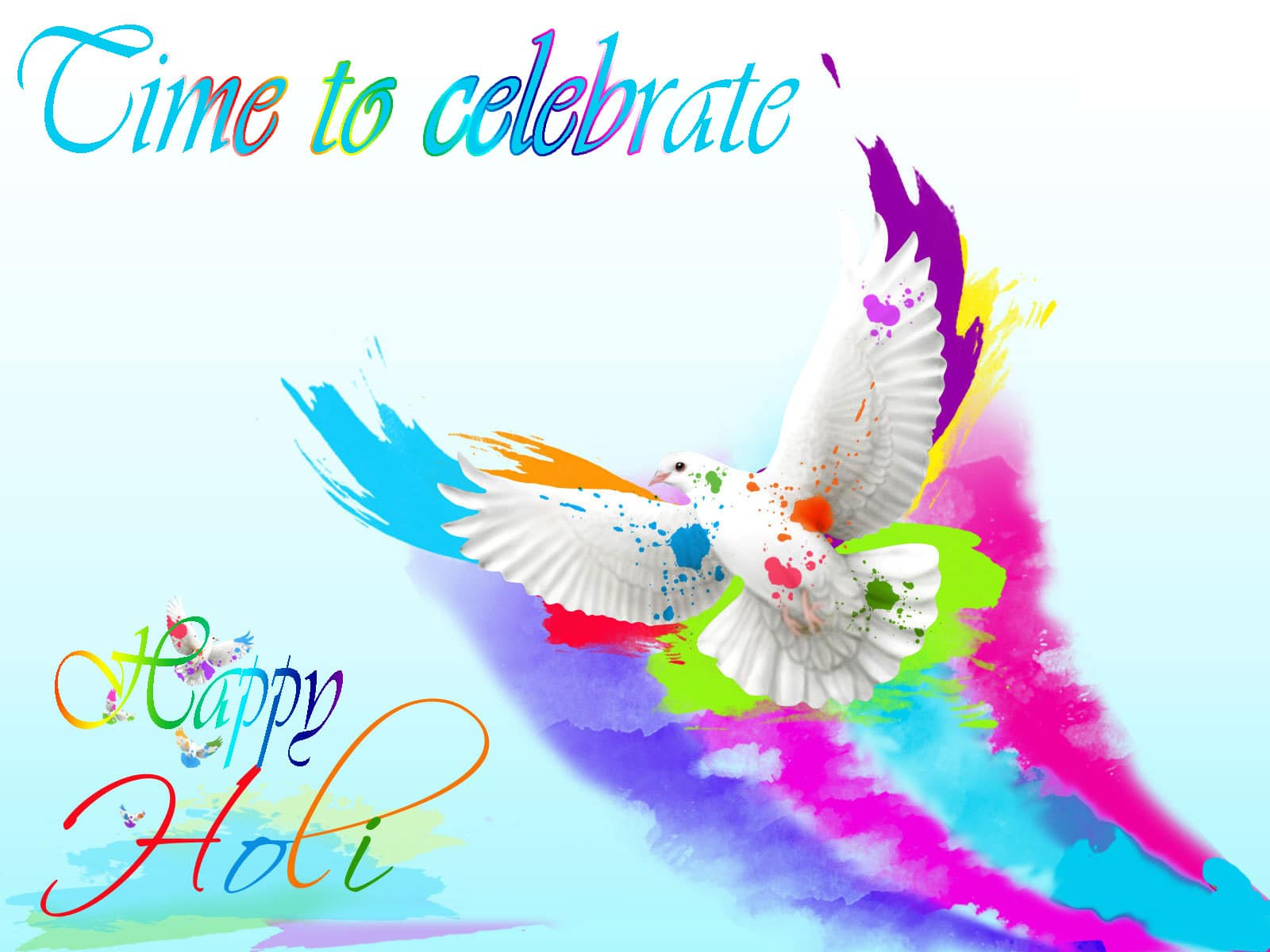 Happy Holi Festival Images 2018