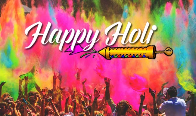 Happy Holi Festival Images 2018