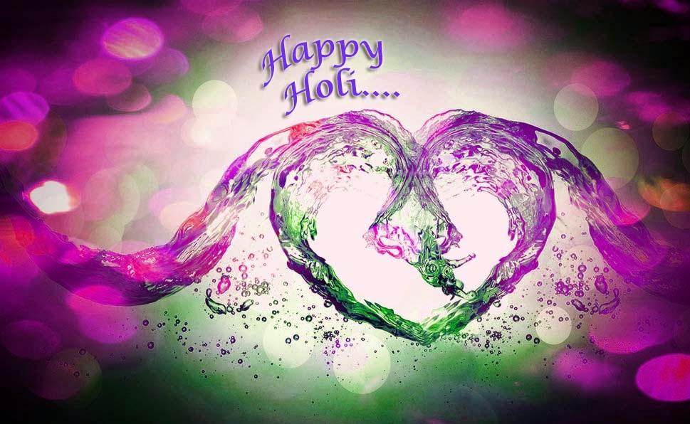 Happy Holi Love Images 2018