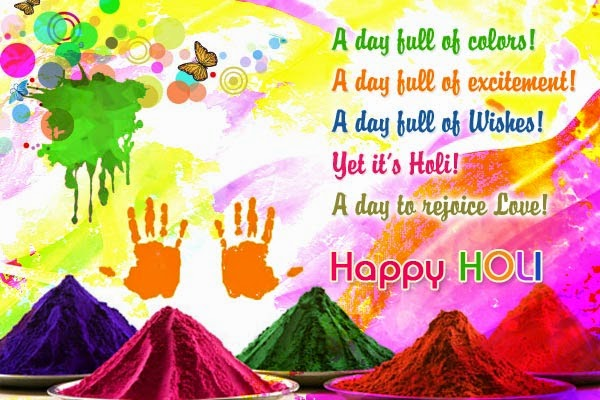 Happy Holi Wishes Images 2018
