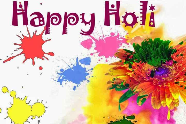 Happy Holi Wishes Quotes 2018