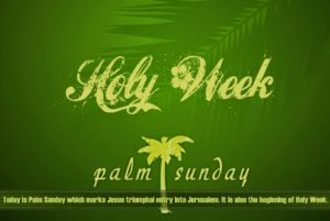 Palm Sunday Quotes Image