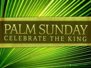 Palm Sunday Bible Verse