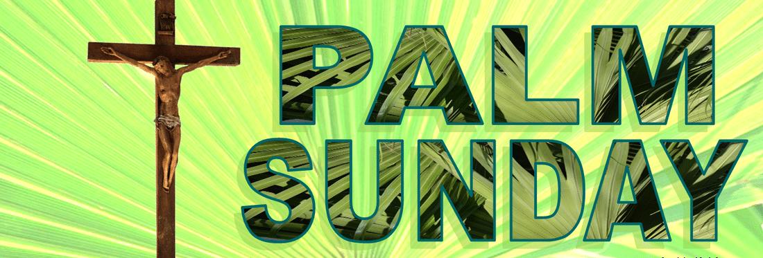 Palm Sunday Wallpaper
