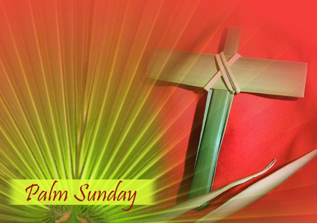 Palm Sunday Greetings