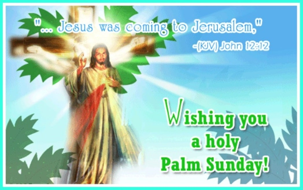 Palm Sunday Cards