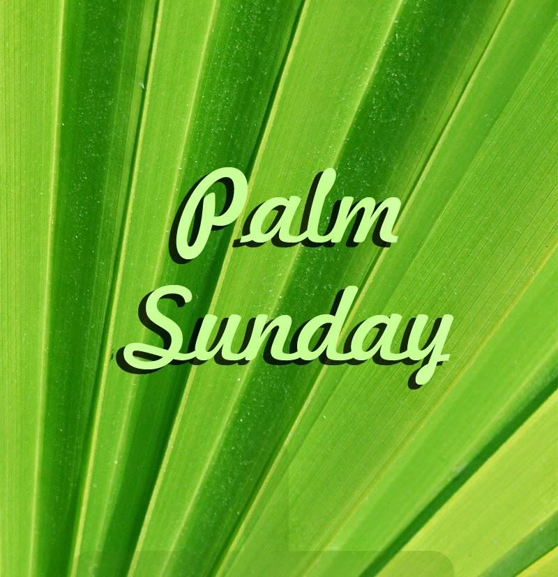 Palm Sunday Leaf Wallpaper