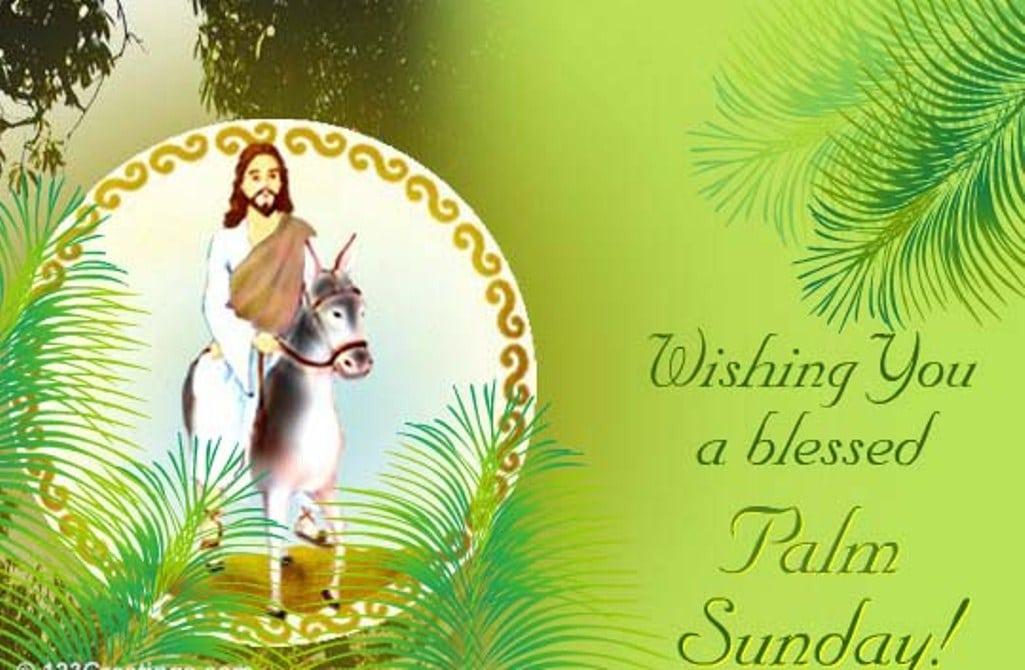 Palm Sunday Cards