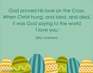 Palm Sunday Message